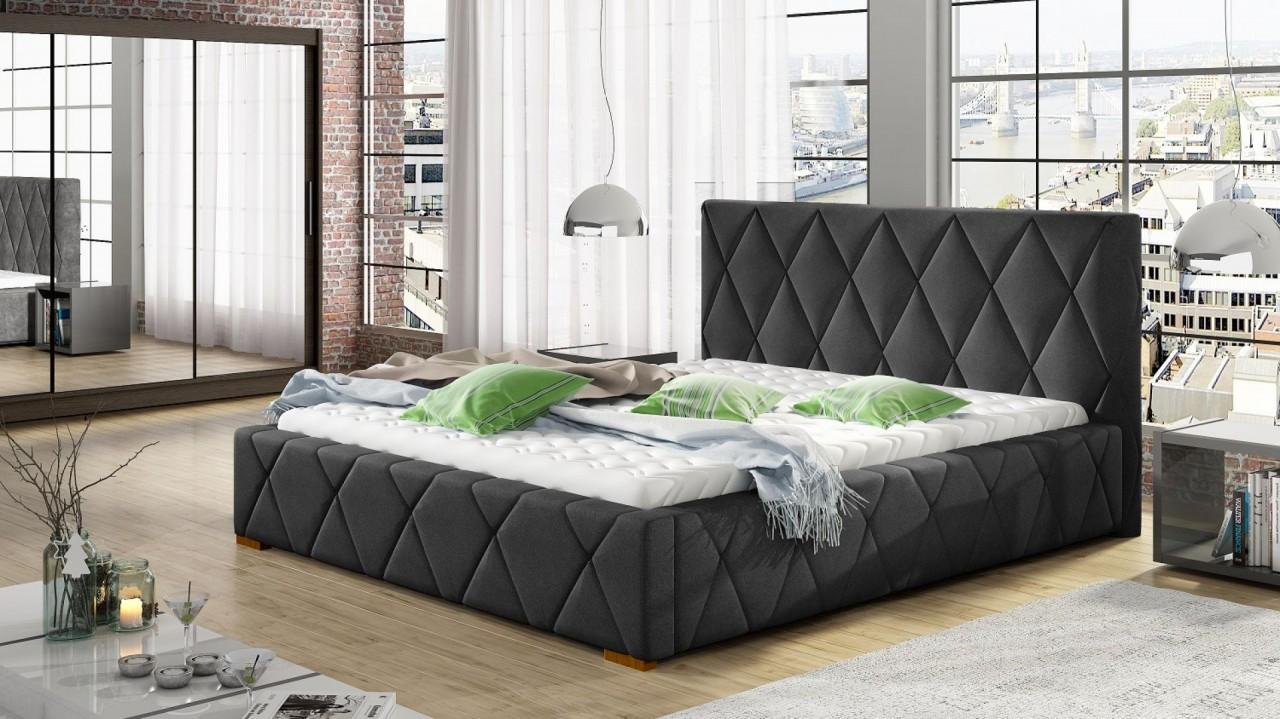 Спальня в стиле арт-деко — идея уникальную аранжировку