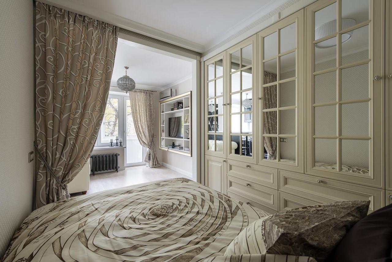 Две комнаты на 29 кв. метрах? Это просто, смотрите и учитесь!