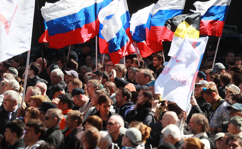 Как всегда - ждут переворота в Москве