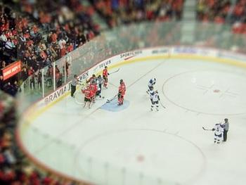 Сборная России разгромила хоккеистов США на Олимпиаде