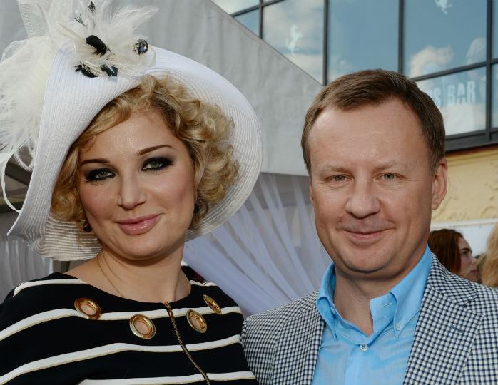Бывшая жена Дениса Вороненко…