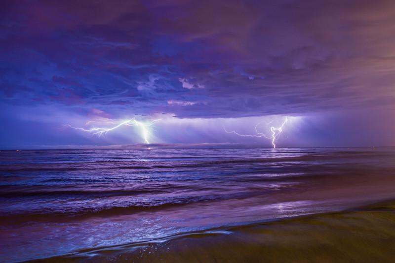 30. молния, природа