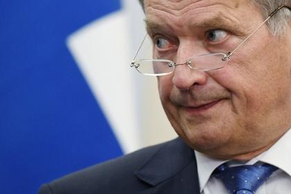 Безобразие - президент Финляндии не боится России