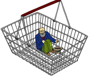 """Не более 2 килограммов сала в год для украинца  – содержимое новой """"потребительской корзины"""""""