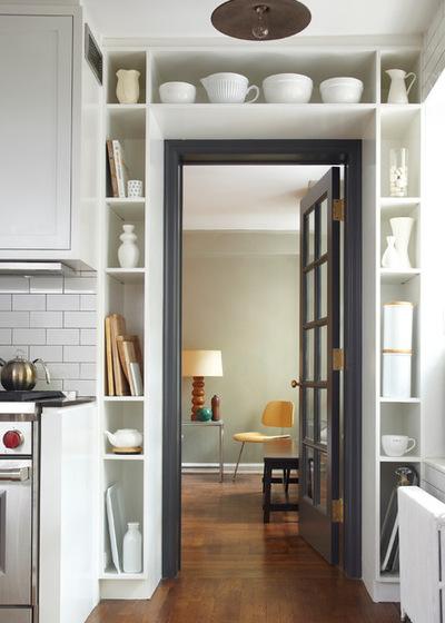 Лофт Кухня by Lauren Rubin Architecture