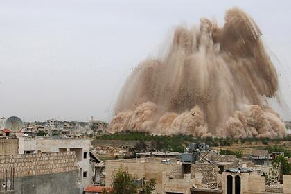 Израиль два часа безнаказанно бомбил Сирию