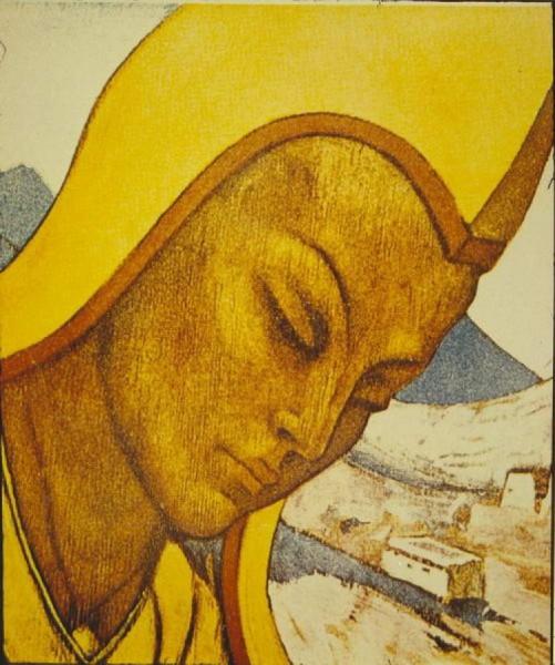 Тибет. Обучение в стране Ергор. Часть 7. Посвящение. Лама