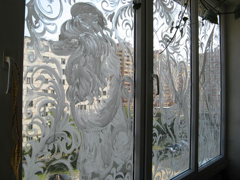 Как превратить окна в сказочно-новогодние!