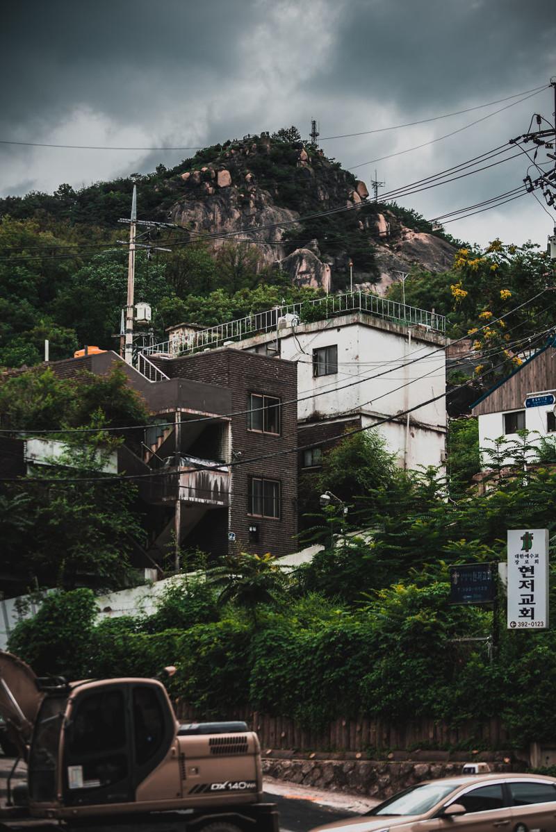 Гора Инвангсан корея, моменты, планета, путешествия, страна, фото, фотограф, южная корея