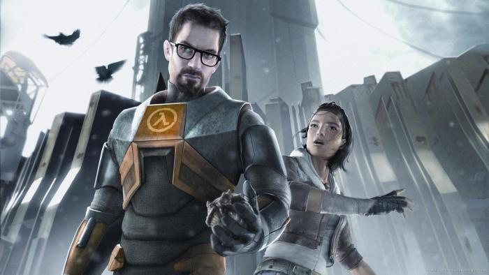 Ведущий сценарист Half-Life …