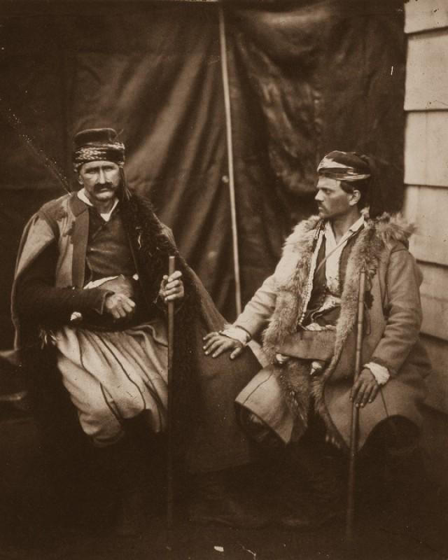 Крым 1855 года: «Последняя джентльменская война» в фотографиях Роджера Фентона