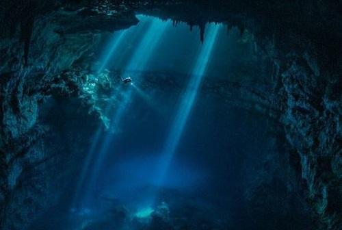 Подземные тайны Майя
