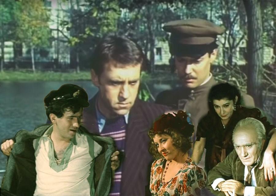 Лучшие цитаты советского кино. Место встречи изменить нельзя