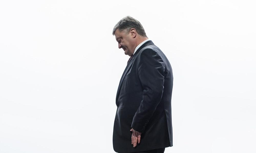 Петр Порошенко пустил Украину с молотка