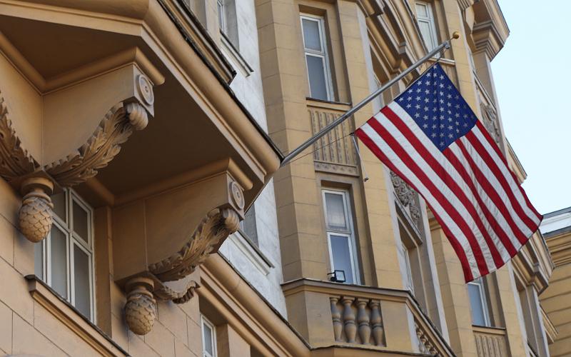 Как сделать для американского посольства