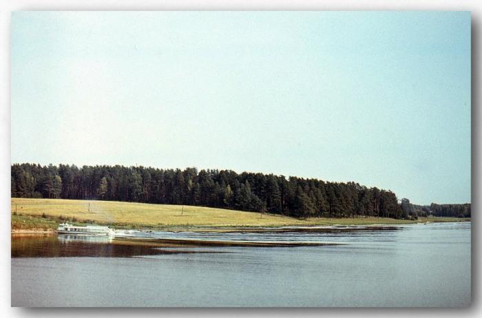 Неповторима красота природы на волжских берегах!