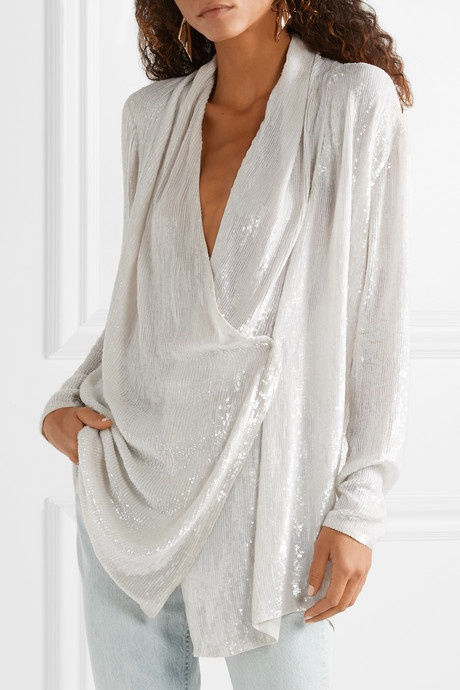 Balmain блуза