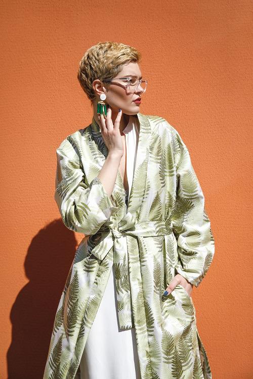С чем носить кимоно?