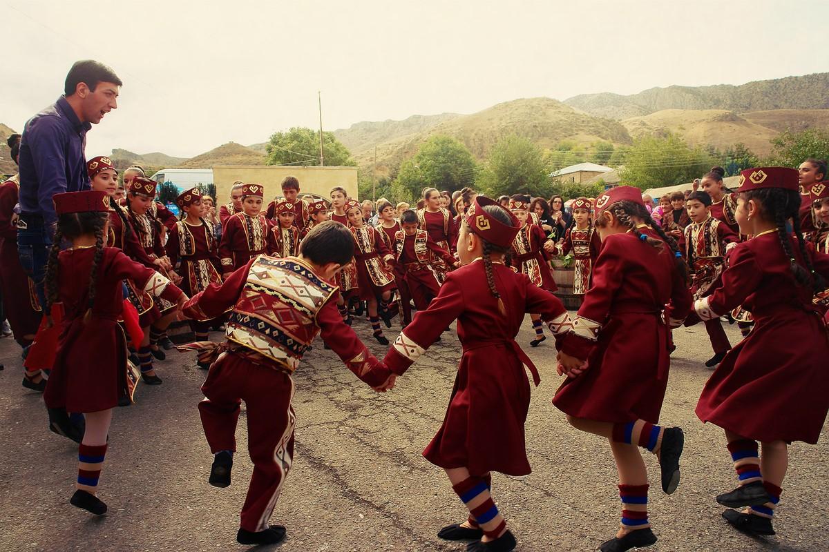 Areni19 Фестиваль вина в армянском Арени