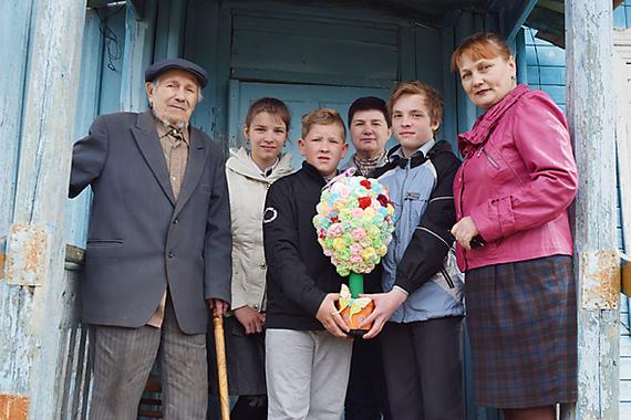 85-летний пенсионер из Коми пожертвовал детям накопленный миллион