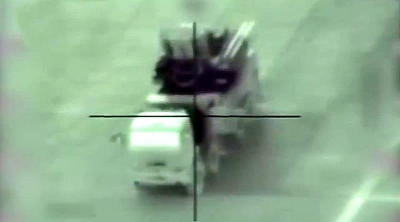 Израиль показал видео уничтожения сирийского «Панциря»