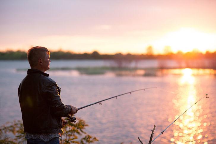 Испортили рыбалку
