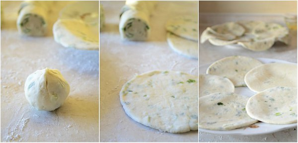 Пучок зеленого лука, мука и вода… Простейшие продукты, но результат — объедение!