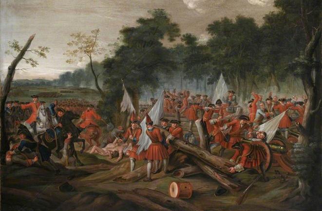 «Первая мировая война в XVII…