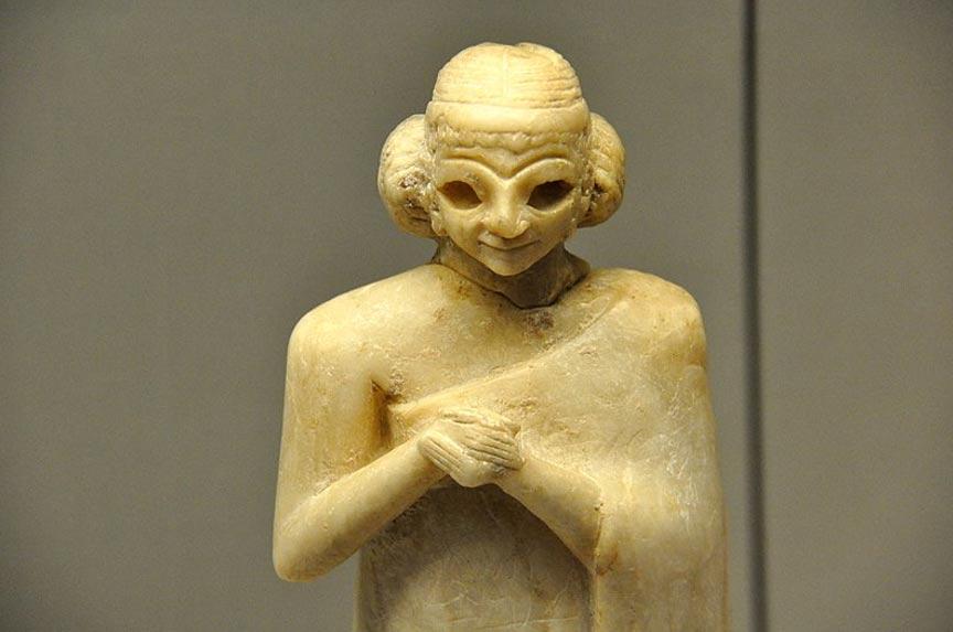 Тайны богини Намму