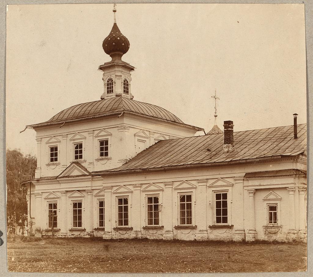 Богородицерождественская (Заречная) церковь.