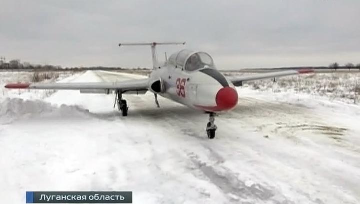 """Донбасс: """"призраки"""" и летающие """"Дельфины"""""""