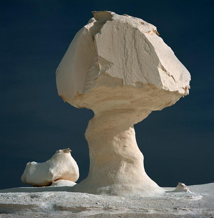 Белая пустыня в Египте (Whit…