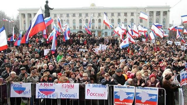 Анатолий Вассерман: Крым спа…