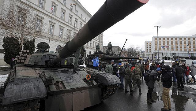 Европе нужно больше танков д…