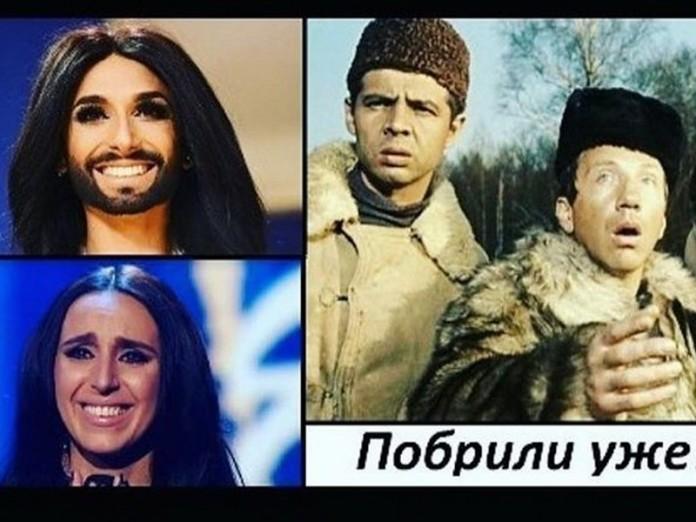 Фотожабы, посвященные Евровидению-2016