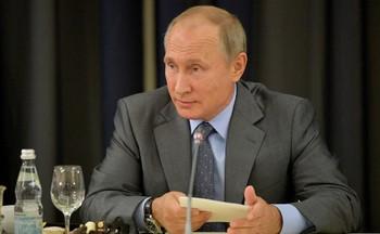 Путин заявил о готовности России вернуться к диалогу с украинскими властями