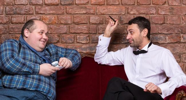 Блог Павла Аксенова. Анекдоты от Миши Рабиновича. Фото Discovod - Depositphotos