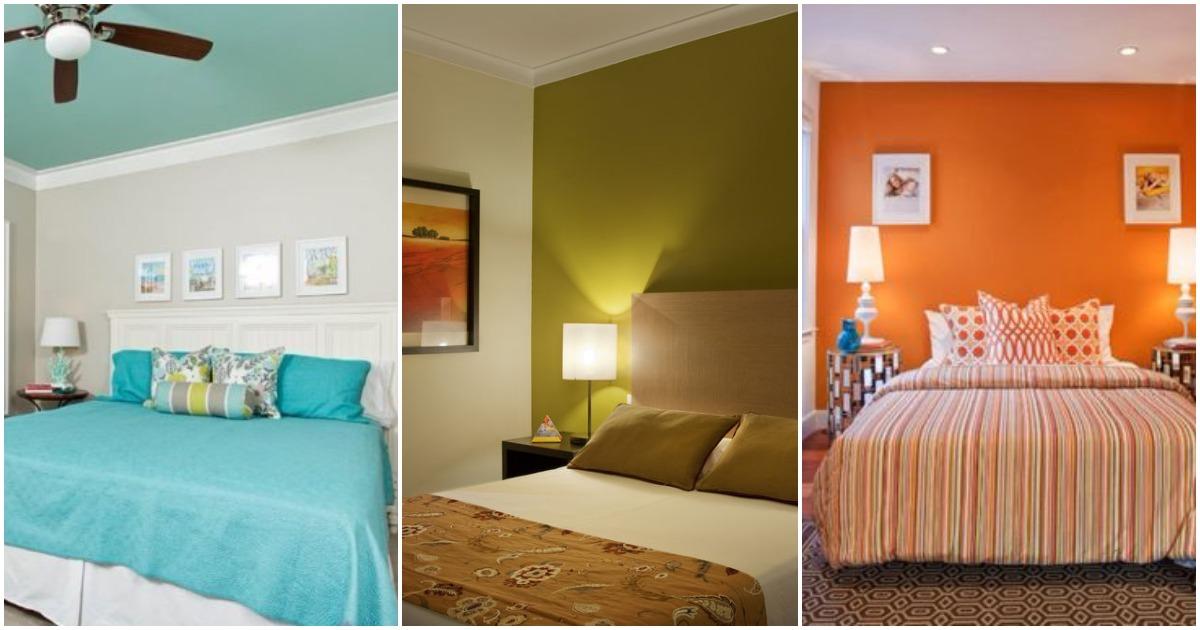 Украшение современных спален. Идеи дизайна спальни для семейной пары