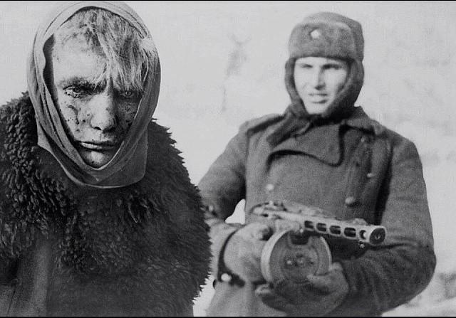 Невероятная история офицера Красной Армии
