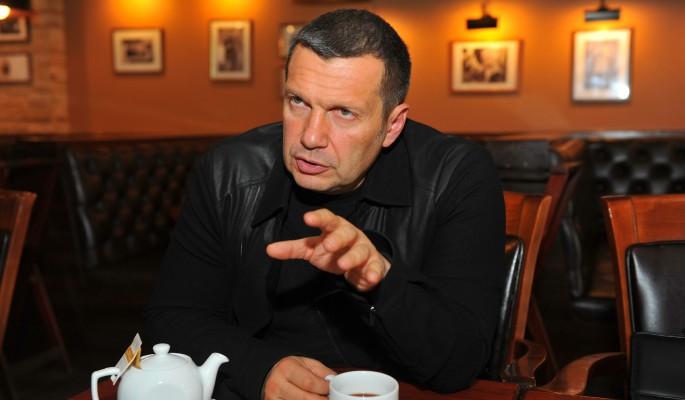"""""""Вечер с Соловьевым"""" заставил украинцев биться в припадке (видео)"""
