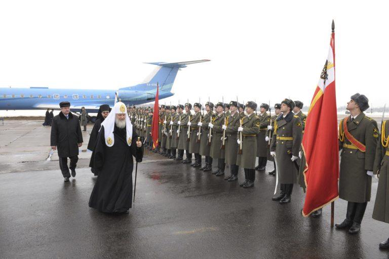 Церковь и государство в России все-таки едины?