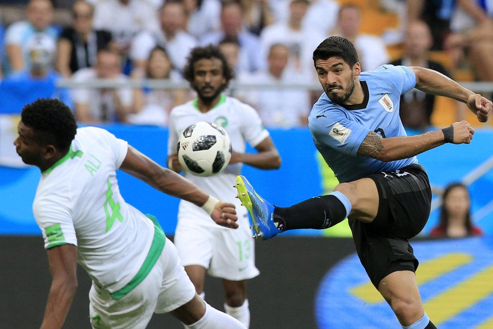 Как сборная Уругвая живет на…