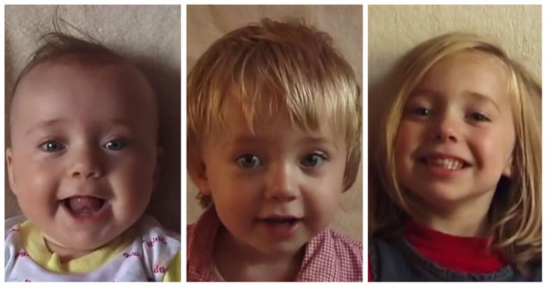 Чужие дети растут быстрее: отец фотографировал дочь каждую неделю в течении 18 лет