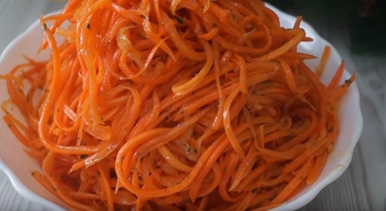 Морковь по-корейски. Обалденно вкусный рецепт!