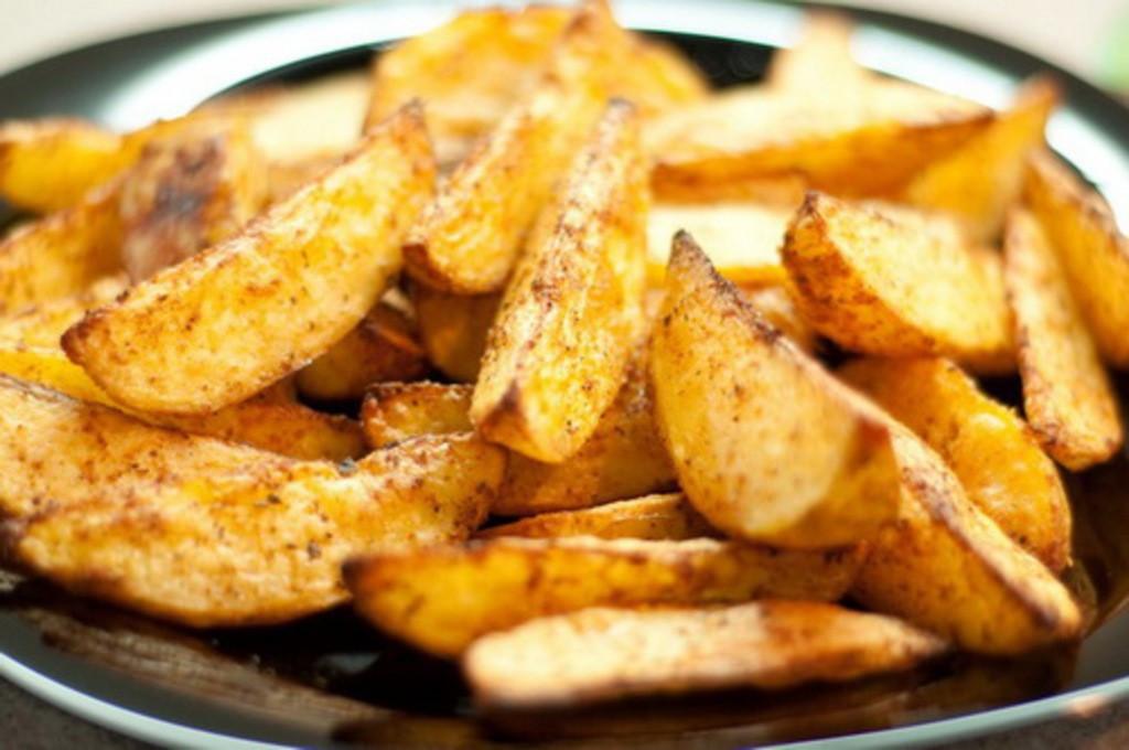 Картошка по-деревенски — рецепты как вкусно приготовить запеченный картофель