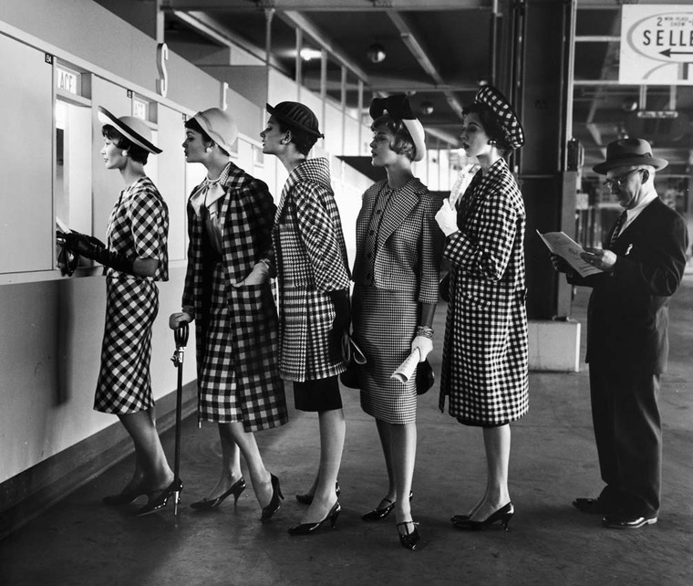 1950s photo of girls clothes № 9880