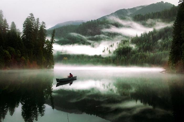 «Утро туманное, утро седое, нивы печальные...»