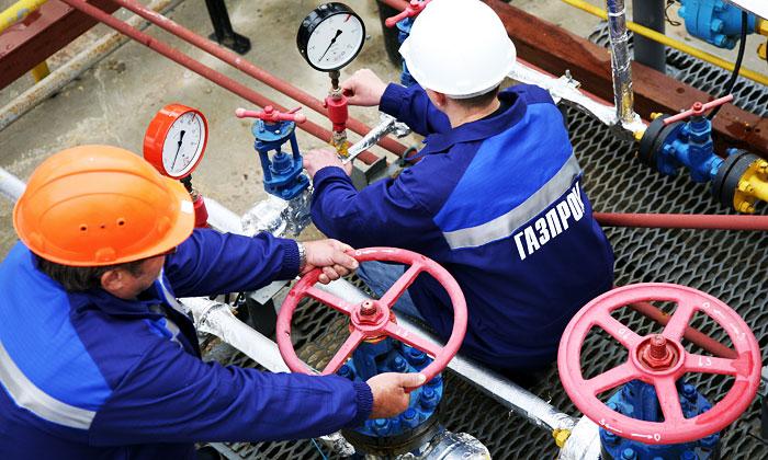 «Газпром»: Украина идет мимо