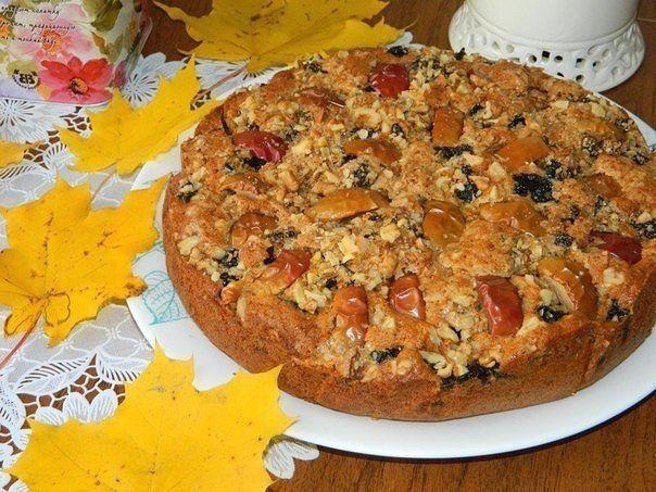 Осенний пирог