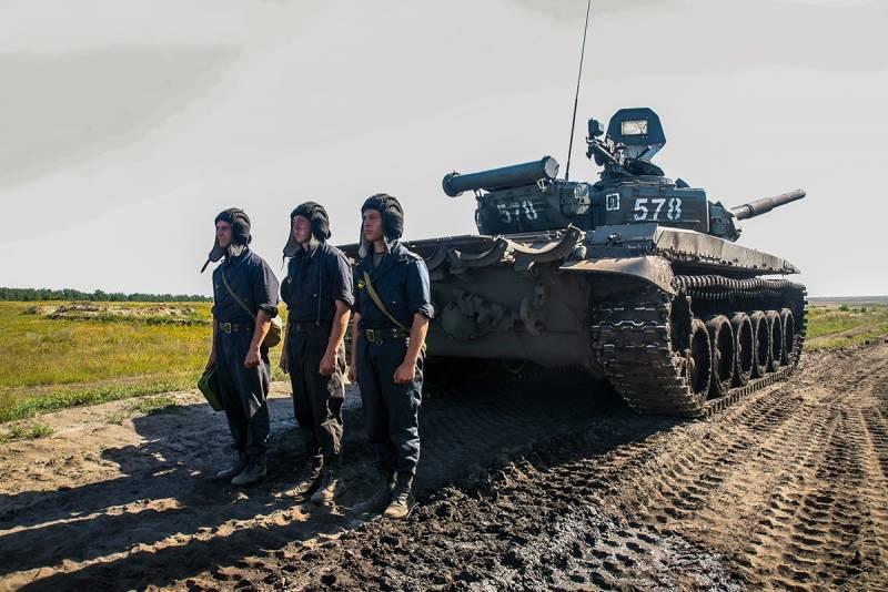 Обновлённые и новые. Развитие российского парка танков